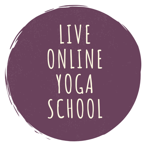 LIVE ONLINE YOGASCHOOL